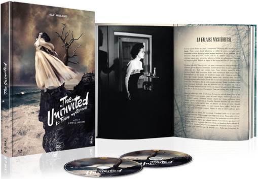 THE UNINVITED-DVD