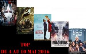TOP 4 AU 10-5-2016