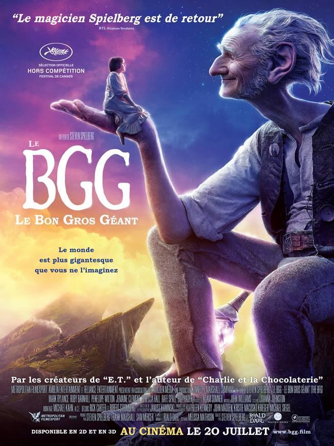 BGG Bon Gros géant affiche définitive fr