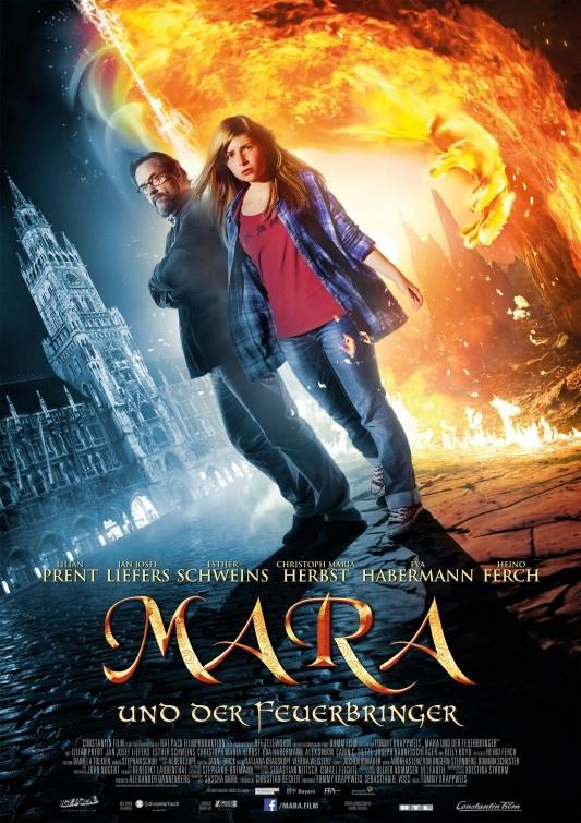 Mara et le démon de feu Critique4
