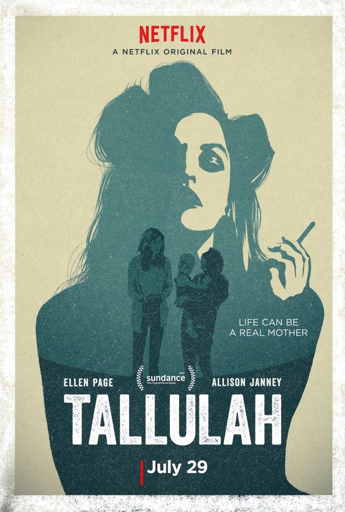 Netflix Talulah poster VO