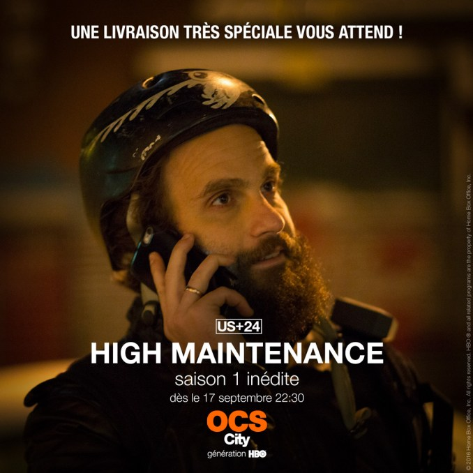 High Maintenance OCS saison 1