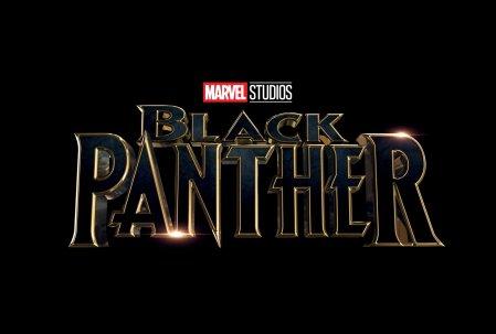 Marvel logo Black Panther new