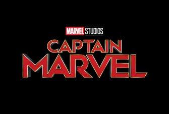 Marvel logo Captain Marvel new
