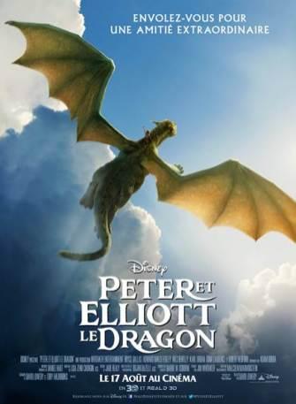 Peter Dragon afiche jour