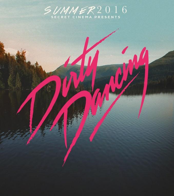 Secret cinema Dirty-Dancing