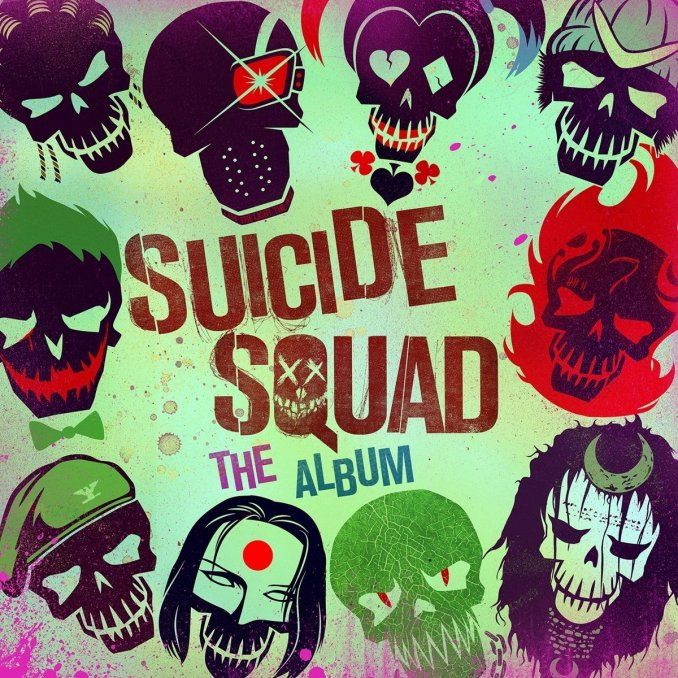 Suicide Squad Soundtrack