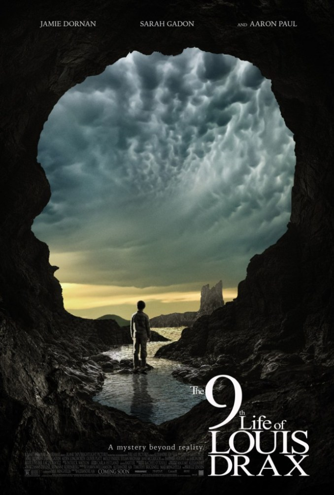 The 9th Life Of Louis Drax US poster