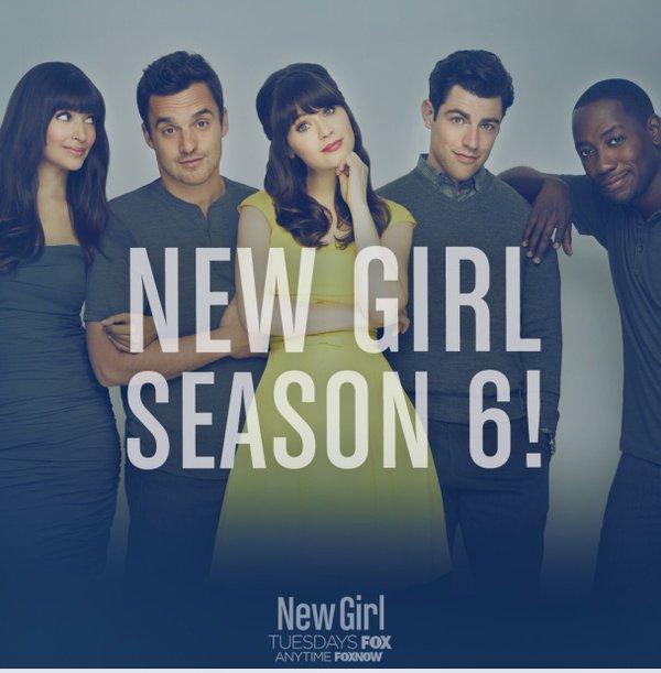 new girl saison 6