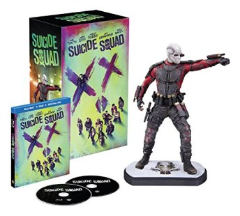 Suicide Squad Coffret Bluray Deadshot US