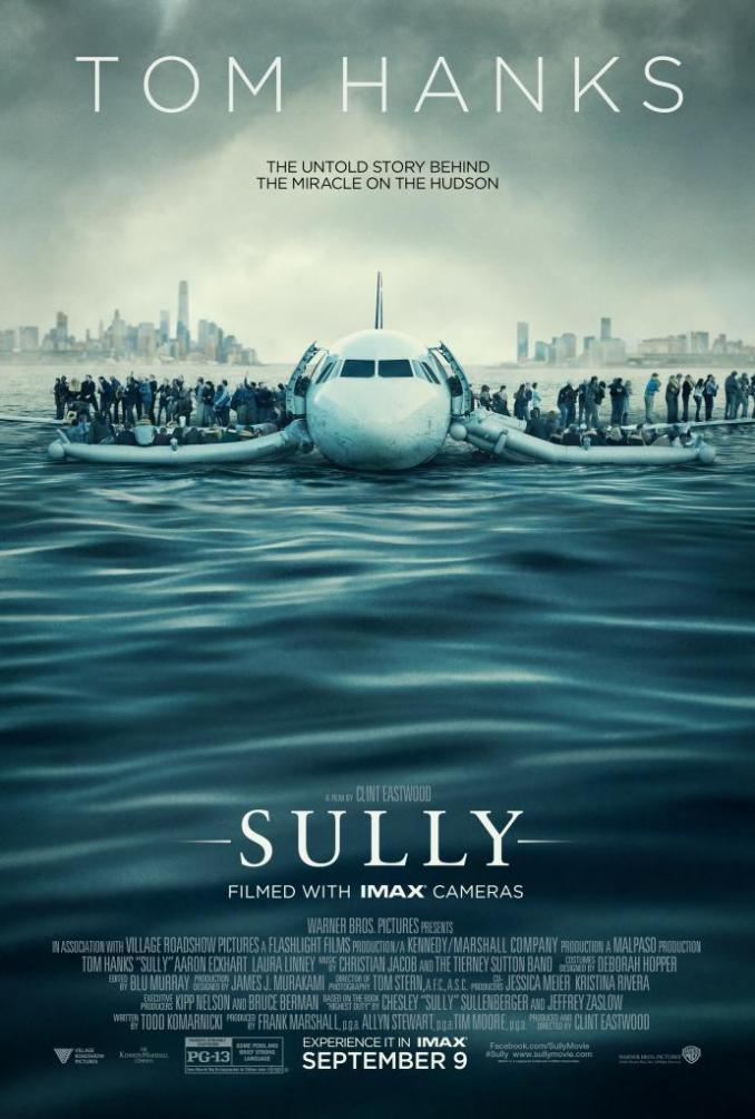 Sully Poster US