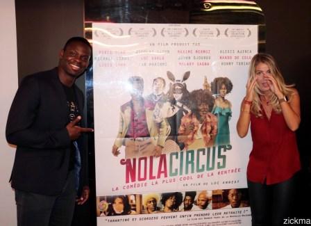 Nola Circus AVP11