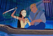 Pocahontas est Jason