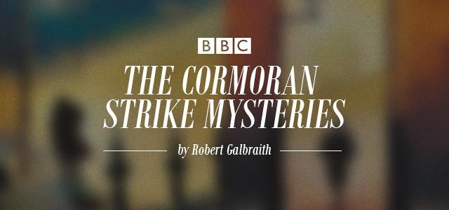 Cormoran Strike Série