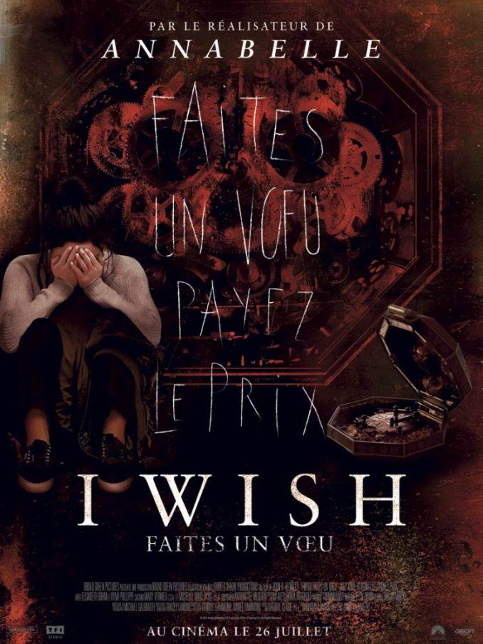 I wish: Faites un voeu