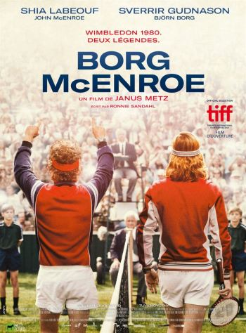 Critique de Borg and McEnroe0