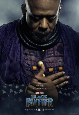 Posters perso Black Panther5