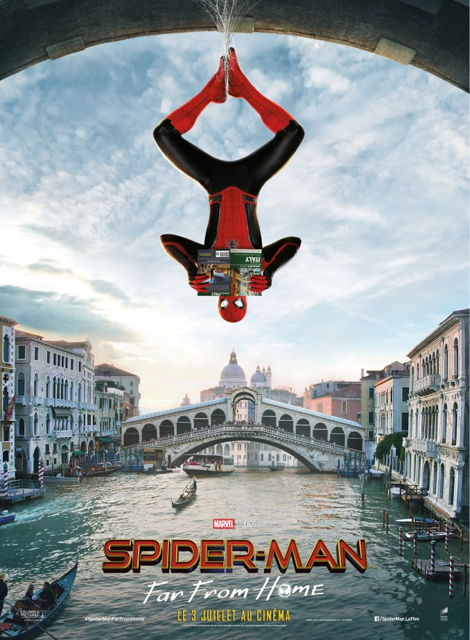 Spider-man : Far From Home