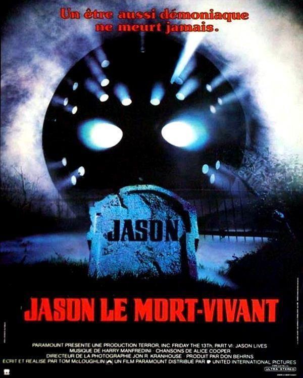 Vendredi 13 - chapitre 6 : Jason le mort vivant