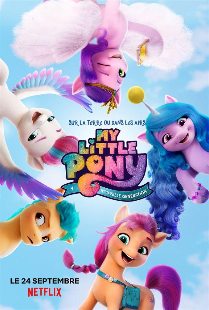 My Little Pony Nouvelle Génération