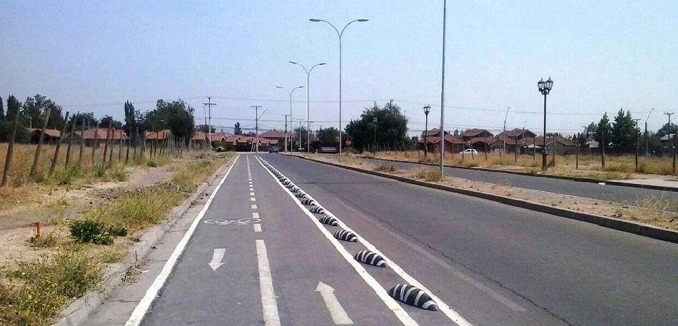 Pla Mestre de Ciclovías de Chile
