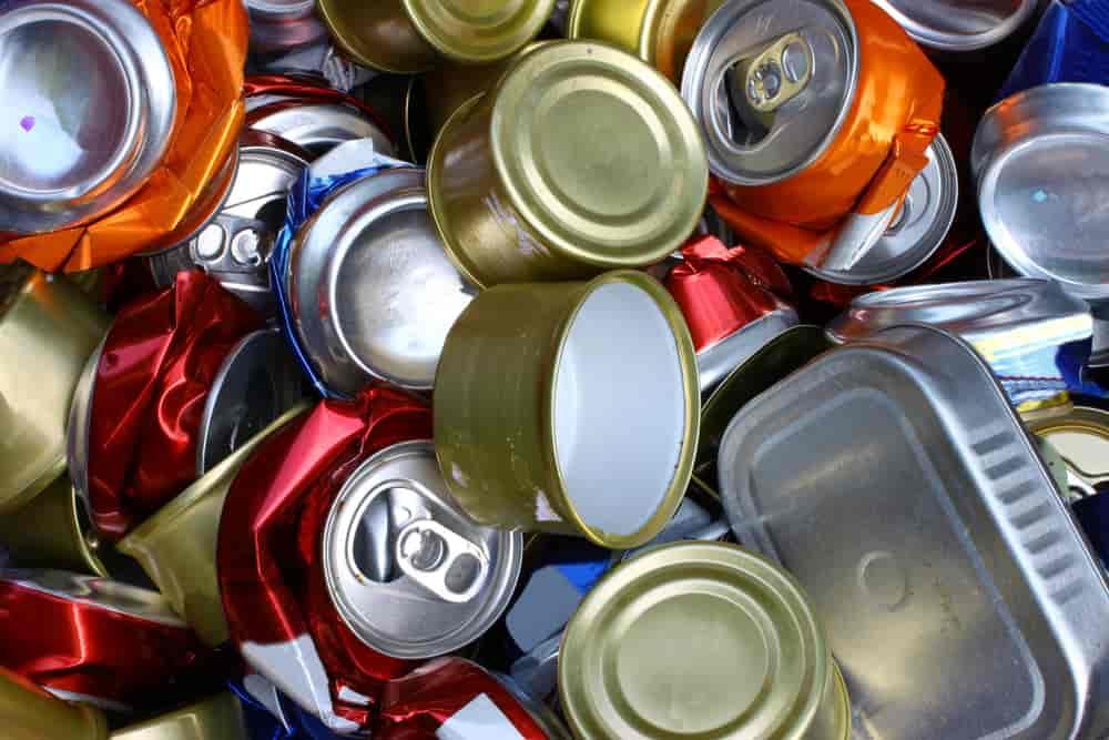 importancia reciclar latas
