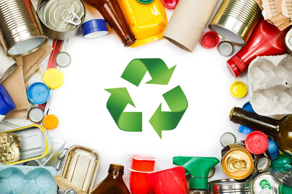list of recyclable materials