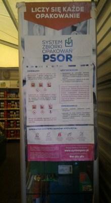 Plakat PSOR