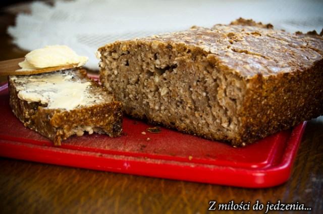 Chleb z kaszą gryczaną