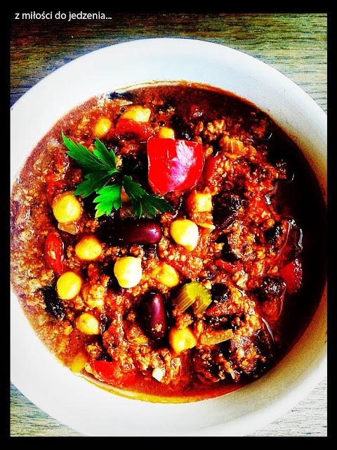 Najlepsze na świecie chilli con carne