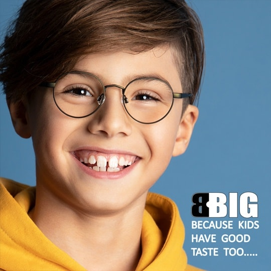 Kinderbrillen bij ZIEN Optiek Putten
