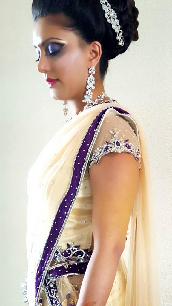Bruidstyling voor mijn prachtige Hindoestaanse bruid