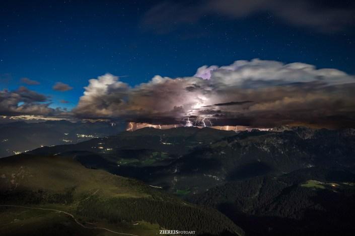 Fotoblog - Seceda (2500m)