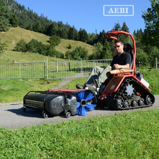 Aebi EC170 Power Sweeper