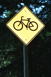 Bicycle traffic warning sign - What is the Difference Between Civil and Criminal Cases in Bicycle Accident Cases?