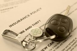 Keys-on-car-insurance-policy