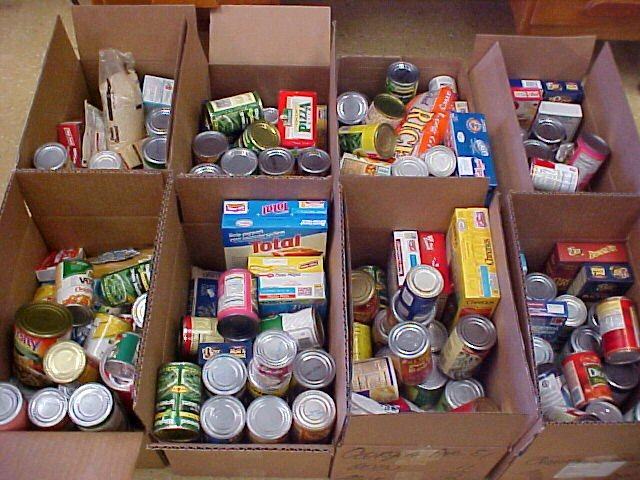 fp2 - Ziff Law Firm Collects Food Items For Elmira Food Pantry