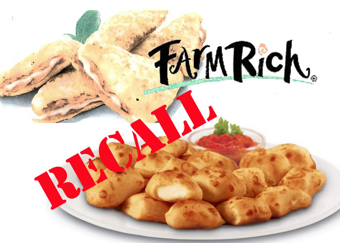 03 29 13 farm rich recall graphic - E. Coli Outbreak From Contaminated Snack Foods Threatens Children In Twin Tiers, Says NY And PA Injury Lawyer