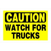 truck sign - Unsafe Trucking Industry Needs Higher Insurance Limits