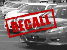 recall sign - Q&A: Act Quickly If Your Vehicle Is Recalled By Manufacturer, Says NY and PA Personal Injury Lawyer