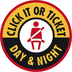 0007H - Buckle Up Or Else! Twin Tiers Police Officers Join National Crackdown! Be Smart And Use Seat Belt At All Times, Says NY and PA Car Accident Lawyer
