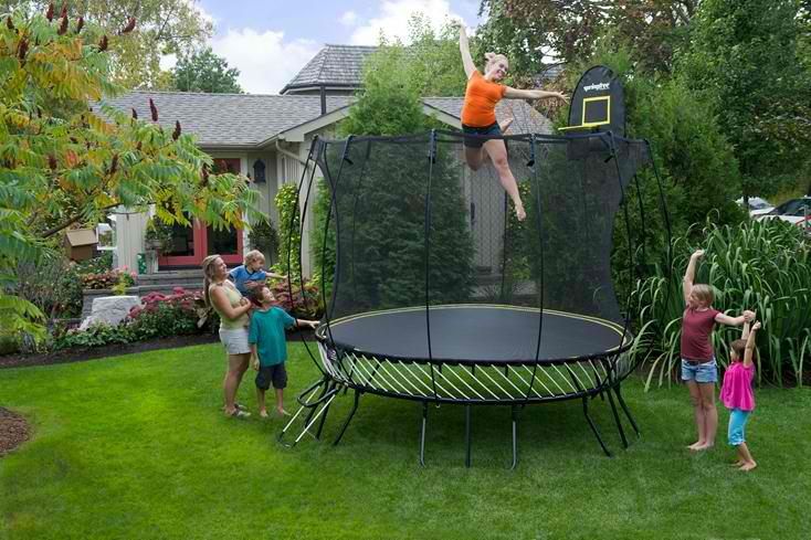 Springfree Jumper - Children Face Risk Of Serious Injuries On Trampolines, Says NY and PA Personal Injury Lawyer