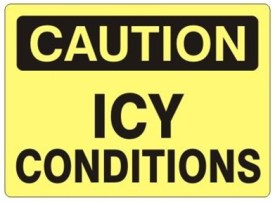 20863 2 - Icy Roads Kill.....Especially When Large Trucks Fail to Slow Down for Conditions.....