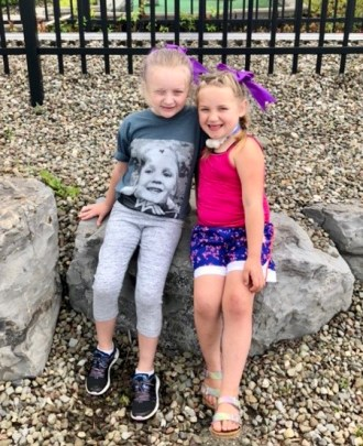 Allie and Aasen - Medical Nightmares For Two Little Girls And Their Families