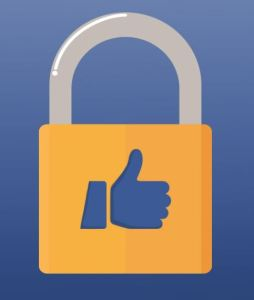 FB logo cropped 254x300 - Who Is Looking At Your Facebook Posts? 10 Tips To Help You Protect Your Privacy