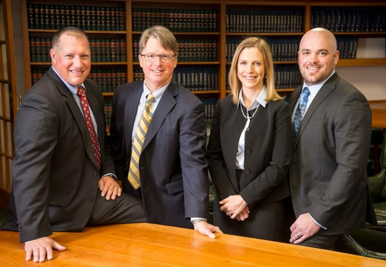 "Lawyers cropped - All Four Ziff Law Lawyers Selected As ""NY Super Lawyers""/""Rising Star""!"