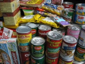 canned food1small.9763505 std - Ziff Law Firm Collects Food Items For Elmira Food Pantry