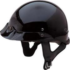 half helmet - NY and PA Motorcycle Lawyer: When it comes to helmets, what's your style?