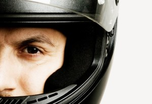 helmet spine 1 - Study Says Motorcycling Is Good For Your Brain, Says NY And PA Motorcycle Lawyer