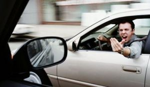 road rage - NY Motorcycle Accident Lawyer Warns: Just Get Away From Aggressive Drivers.